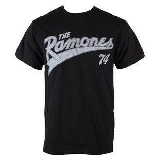 tričko pánske Ramones - Team Ramones Logo - BRAVADO, BRAVADO, Ramones