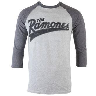 tričko pánske Ramones - Baseball Logo - BRAVADO, BRAVADO, Ramones