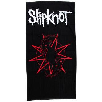 uterák (osuška) Slipknot - Distressed Logo - BRAVADO, BRAVADO, Slipknot