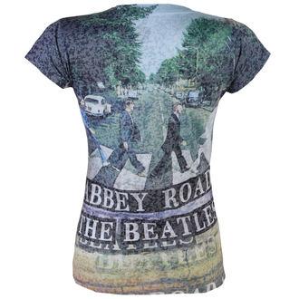 tričko dámske Beatles - Abbey Rd Jrs Sub - BRAVADO, BRAVADO, Beatles