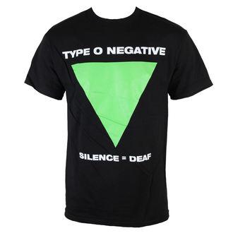 tričko pánske Type O Negative - Silence - BRAVADO, BRAVADO, Type o Negative