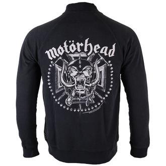 mikina pánska Motorhead - Bomber - BLK, AMPLIFIED, Motörhead