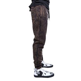 nohavice pánske (tepláky) IRON FIST - Wishbone Sweatpants - Black, IRON FIST