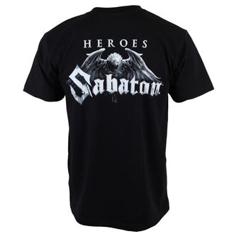 tričko pánske Sabaton - Heroes Czech Republic, CARTON, Sabaton