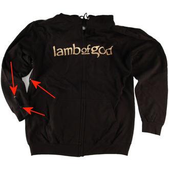 mikina pánska Lamb Of God - Anime - PLASTIC HEAD - POŠKODENÁ, PLASTIC HEAD, Lamb of God