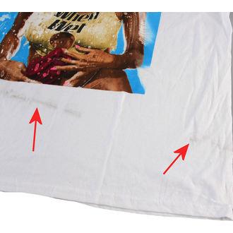 tričko pánske Bon Jovi - Slippery When Wet - PLASTIC HEAD - POŠKODENÉ, PLASTIC HEAD, Bon Jovi