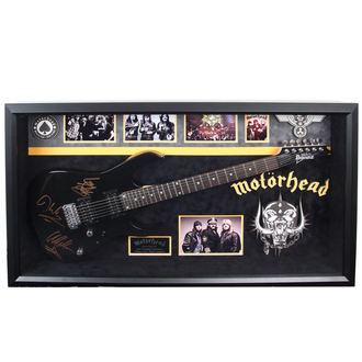 gitara s podpisom Motörhead - ANTIQUITIES CALIFORNIA - Black, ANTIQUITIES CALIFORNIA, Motörhead