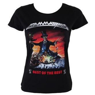tričko dámske Gamma Ray - Best Of The Best - ART WORX, ART WORX, Gamma Ray