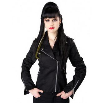 bunda dámska BLACK PIŠTOL - Biker - Black, BLACK PISTOL