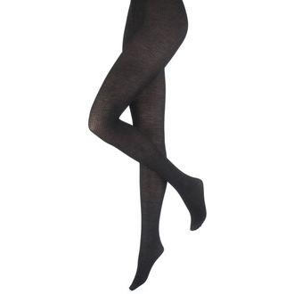 pančucháče PAMELA MANN - Opaque Ribbed - Black, PAMELA MANN