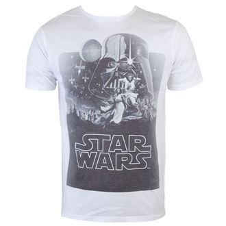 tričko pánske Star Wars - Darth Vader sublimation - White - INDIEGO, INDIEGO, Star Wars