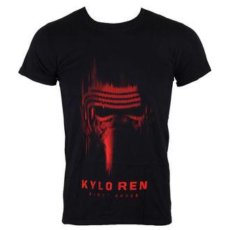 tričko pánske Star Wars - Star Wars VII - Kylo Ren - Black - INDIEGO, INDIEGO