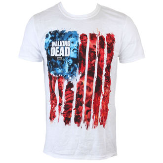 tričko pánske The Walking Dead - American Gore - White - INDIEGO, INDIEGO