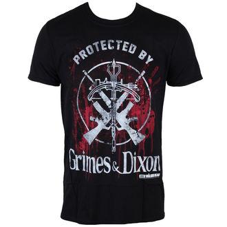 tričko pánske The Walking Dead - Grimes & Dixon - Black - INDIEGO, INDIEGO