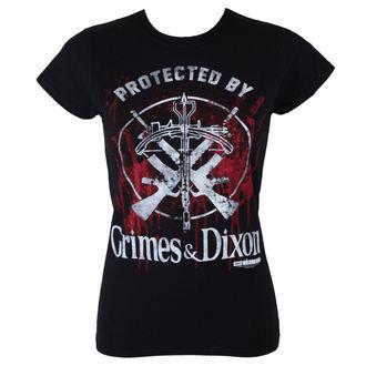 tričko dámske The Walking Dead - Grimes & Dixon - Black - INDIEGO, INDIEGO