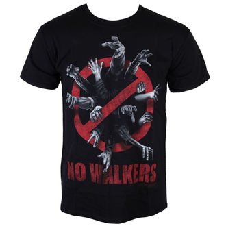 tričko pánske The Walking Dead - No Chodci - Black - INDIEGO, INDIEGO