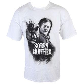 tričko pánske The Walking Dead - Sorry Brother - White - INDIEGO - Indie0907