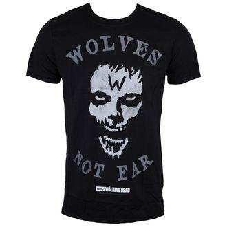 tričko pánske The Walking Dead - Wolves Not Far - Grey - INDIEGO, INDIEGO