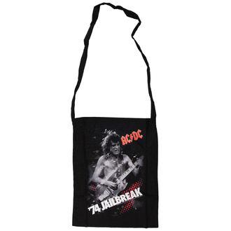 taška AC/DC - Jailbreak - BLK - LOW FREQUENCY, LOW FREQUENCY, AC-DC