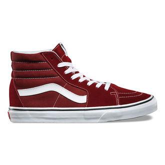 topánky VANS - SK8-HI MADDER - BROWN, VANS