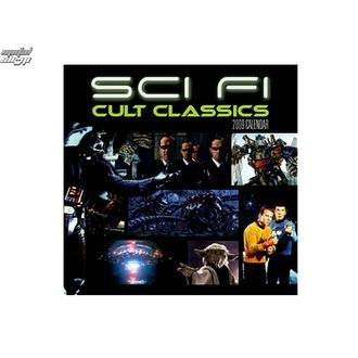 kalendár na rok 2009 - SCI-FI CULT CLASSICS 1