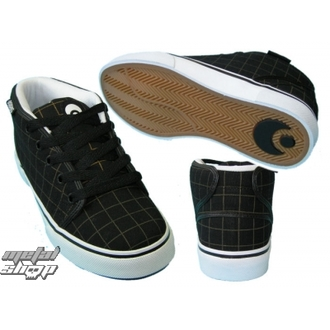 topanka osiris   keefer   black plaid white, OSIRIS