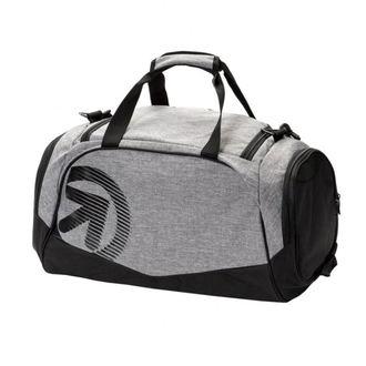 taška cestovná MEATFLY - ROCKY 2 DUFFLE - A 4/1/55 - Heather Grey / Black, MEATFLY