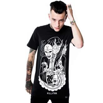 tričko (unisex) KILLSTAR - Harry - Black, KILLSTAR