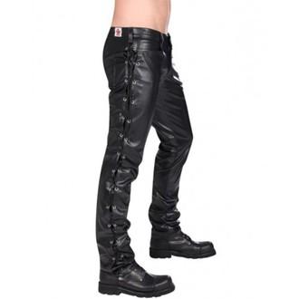 nohavice pánske Black Pistol - Logo Pants Skye (Black), BLACK PISTOL
