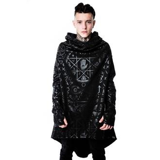 mikina (unisex) KILLSTAR - Cult Ritual - Black, KILLSTAR