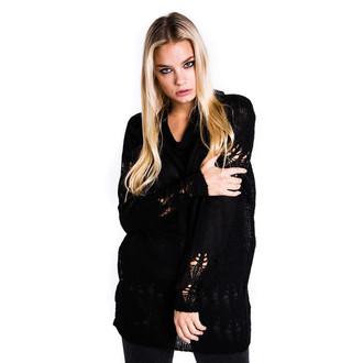 sveter (unisex) KILLSTAR - Creep Knit - Black, KILLSTAR