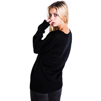 sveter (unisex) KILLSTAR -Goth - Black, KILLSTAR