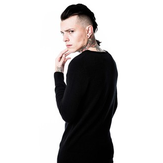 sveter (unisex) KILLSTAR - My Eye - Black, KILLSTAR