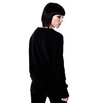 sveter (unisex) KILLSTAR - So Goth - Black, KILLSTAR