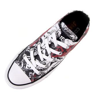topánky CONVERSE - Sex Pistols - Chuck Taylor All Star - CTAS Ox White / Black - C151195