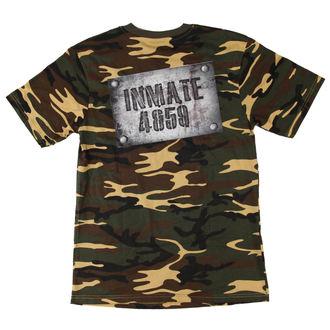 tričko pánske Sabaton - Inmate Camouflage - NUCLEAR BLAST - 2292 - POŠKODENÉ, NUCLEAR BLAST, Sabaton