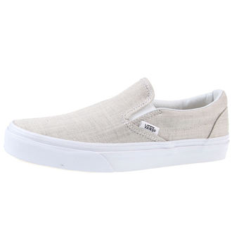 topánky VANS - U Classic Slip-On - (Chambray) - Gray/True White