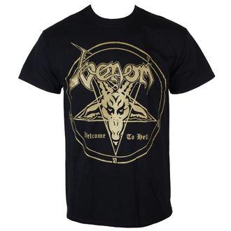 tričko pánske Venom - Welcome To Hell - JSR, Just Say Rock, Venom