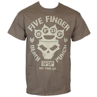 tričko pánske Five Finger Death Punch - Knucklehead Army - ROCK OFF, ROCK OFF, Five Finger Death Punch