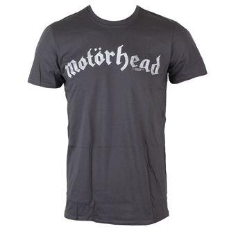 tričko pánske Motörhead - Distressed Logo - ROCK OFF, ROCK OFF, Motörhead