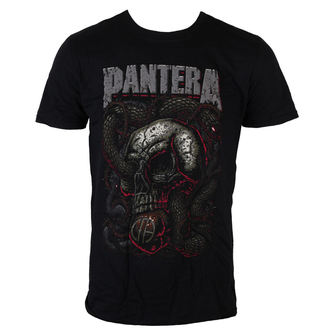 tričko pánske Pantera - Serpent Skull - ROCK OFF, ROCK OFF, Pantera
