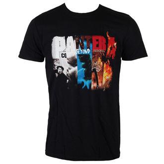 tričko pánske Pantera - Album Collage - ROCK OFF, ROCK OFF, Pantera
