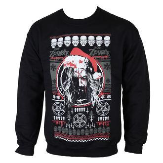 mikina pánska Rob Zombie - Bloody Santa - ROCK OFF, ROCK OFF, Rob Zombie