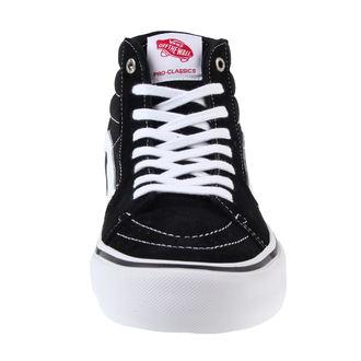 topánky pánske VANS - SK8-HI Pro - Black/White, VANS