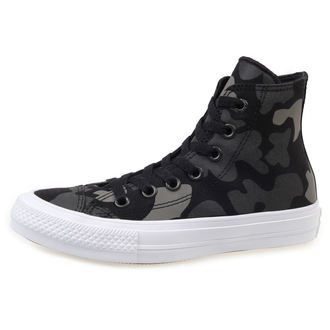 topánky CONVERSE - Chuck Taylor All Star II - CHARCOAL / BLACK, CONVERSE