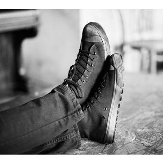 topánky ALTER CORE - Salun D - Black, ALTERCORE