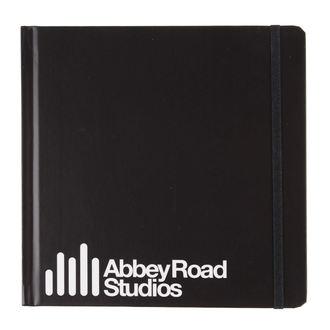 poznámkový blok Beatles - Abbey Road - Logo - ROCK OFF - ARSNB01