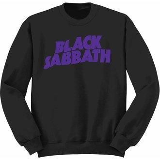 mikina detská Black Sabbath - Wavy Logo - ROCK OFF, ROCK OFF, Black Sabbath