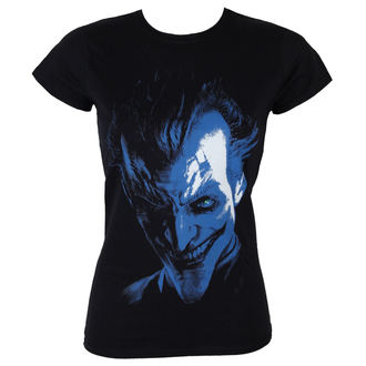 tričko dámske Batman - Arkham Joker - Black, HYBRIS