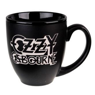 hrnček Ozzy Osbourne - Logo - ROCK OFF, ROCK OFF, Ozzy Osbourne